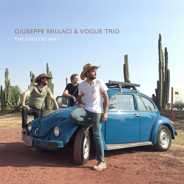 Giuseppe Millaci's Trio featuring Amaury Faye releases its new album