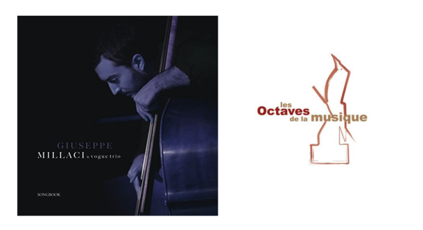 Giuseppe Millaci's Trio featuring Amaury Faye won an Octave Award