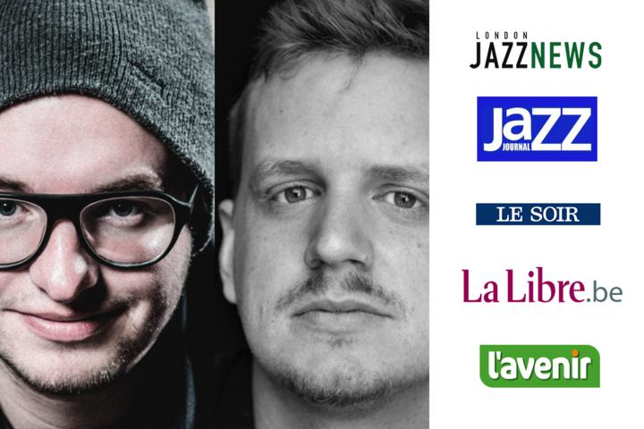 5 reviews about the concert of Igor Gehenot and Amaury Faye at Gaume Jazz Festival