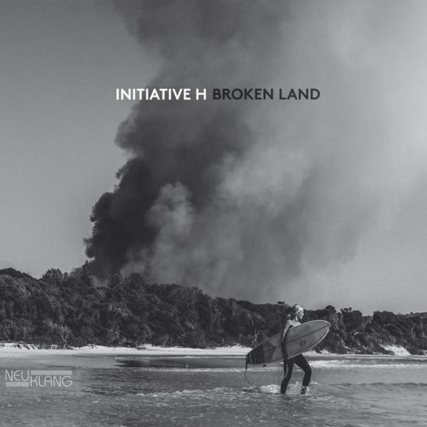 Amaury featured in Initiative H's new album BROKEN LAND